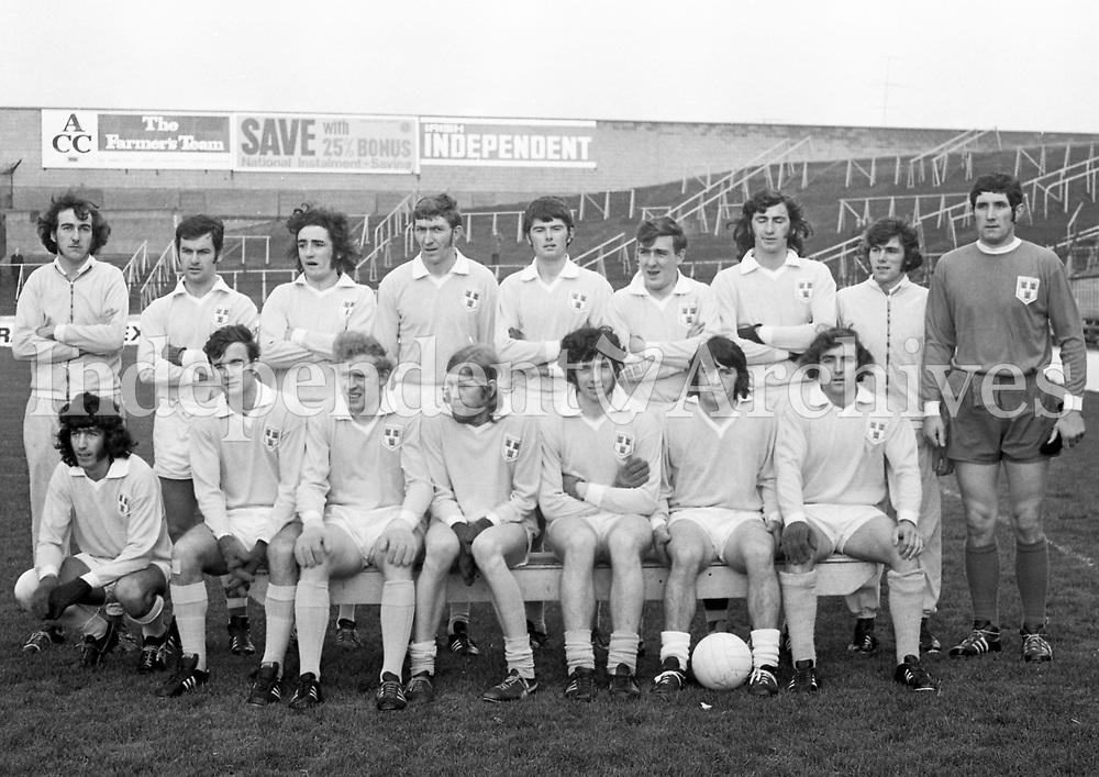 IND1072.1087<br /> <br /> 1972 GAA Football. The Dublin Team. Croke Park.