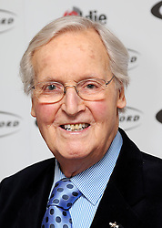 Nicholas Parsons at the Oldie of the Year Awards in London, Tuesday, 4th February 2014. Picture by Stephen Lock / i-Images