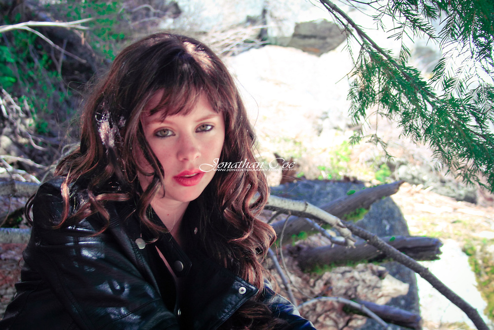 Model: Bree Stephens / The Burning Rose<br /> Location: Yosemite National Park