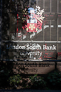 London's South Bank University at Elephant & Castle.