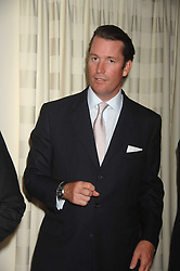 Left RORY FLEMING at a dinner in aid of Eve Appeal, Gynaecology Cancer research Fund held at Nobu, The Metropolitan Hotel, Park Lane, London on 3rd September 2007.<br /><br />NON EXCLUSIVE - WORLD RIGHTS