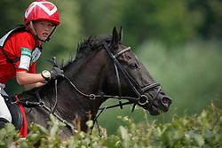 Kenis Pieter - Rocky<br /> Nationaal Kampioenschap ponies LRV  Minderhout 2008<br /> Photo © Hippo Foto