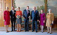 WILLEM ALEXANDER EN MAXIMA IN OSLO