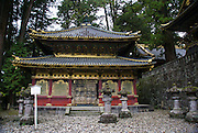 Japan, Tochigi, Nikko, Tosho-gu temple Exterior