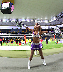 24.07.2010, Commerzbank Arena, Frankfurt, GER, Football EM 2010, Team Germany vs Team Austria, im Bild Cheerleader,  EXPA Pictures © 2010, PhotoCredit: EXPA/ T. Haumer / SPORTIDA PHOTO AGENCY