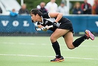 BREDA (Neth.)  Su Arn Kwek of NZ during the match  New Zealand vs England U21 women . Volvo Invitational Tournament U21. COPYRIGHT KOEN SUYK