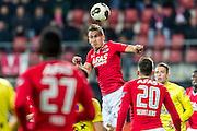 ALKMAAR - 02-03-2017, AZ - sc cambuur, AFAS Stadion, AZ speler Stijn Wuytens