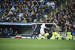 November 26, 2019, Madrid, Madrid, Spain: Kylian Mbappe (forward; Paris Saint-Germain) in action during the UEFA Champions League match between Real Madrid and Paris Saint-Germain at Santiago Bernabeu Stadium on November 26, 2019 in Madrid, Spain (Credit Image: © Jack Abuin/ZUMA Wire)