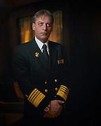 Celebrity Reflection's Captain Nicolas Pagonis