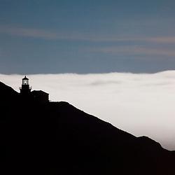 Point Sur Lighthouse, Big Sur Coast, California