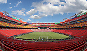 General inside view of FedEx Field stadium before the International Champions Cup match between Barcelona and Manchester United at FedEx Field, Landover, United States on 26 July 2017.