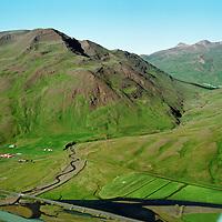 Auðólfsstaðir, Gautsdalur efst í Auðólfsstaðaskarð, Bólstaðarhlíðarhreppur /.Audolfsstadir, Gautsdalur in background in Audolfsstadaskard, Bolstadarhlidarhreppur.
