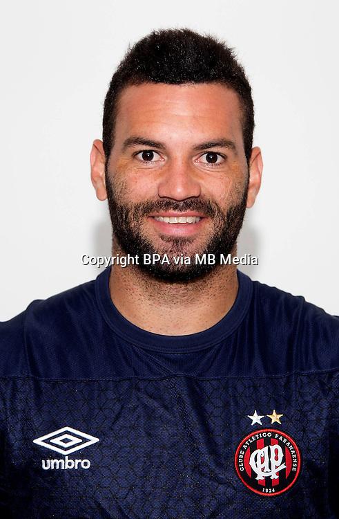 Brazilian Football League Serie A /<br /> ( Clube Atletico Paranaense ) -<br /> Weverton Pereira da Silva