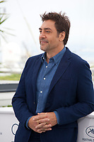 Actor Javier Bardem at the Everybody Knows film photo call at the 71st Cannes Film Festival, Wednesday 9th May 2018, Cannes, France. Photo credit: Doreen Kennedy