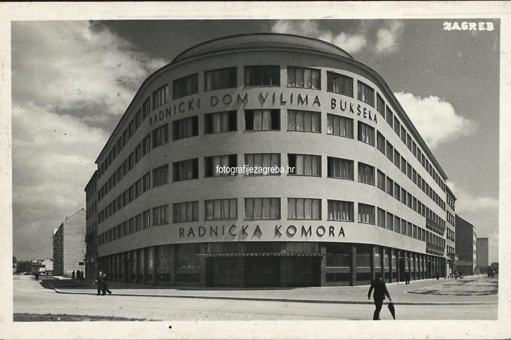 Zagreb.  <br /> <br /> ImpresumZagreb : Foto-Material od t. t. Griesbach i Knaus, [između 1938 i 1941].<br /> Materijalni opis1 razglednica : tisak ; 9 x 14 cm.<br /> NakladnikFotoveletrgovina Griesbach i Knaus (Zagreb)<br /> Mjesto izdavanjaZagreb<br /> Vrstavizualna građa • razglednice<br /> ZbirkaZbirka razglednica • Grafička zbirka NSK<br /> Formatimage/jpeg<br /> PredmetZagreb –– Trg kralja Petra Krešimira IV<br /> SignaturaRZG-TKPK-2<br /> Obuhvat(vremenski)20. stoljeće<br /> NapomenaRazglednica je putovala. • Na poleđini razglednice iznad razdjelne linije otisnut je monogram GLZ, vjerojatno Ljudevit Griesbach kao autor fotografije po kojoj nastaje razglednica.<br /> PravaJavno dobro<br /> Identifikatori000954485<br /> NBN.HRNBN: urn:nbn:hr:238:470547 <br /> <br /> Izvor: Digitalne zbirke Nacionalne i sveučilišne knjižnice u Zagrebu