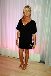 Actress TINA HOBLEY at the Lauren-Perrier 'Pop Art' Pink Party in aid of Capital 95.8's Help A London Child, held at Suka at the Sanderson Hotel, 50 Berners Street, London W1 on 25th April 2007.<br />