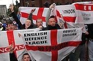 EDL in Birmingham