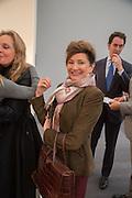 DORIT MOUSSASIEF, VIP Opening of Frieze Masters. Regents Park, London. 9 October 2012