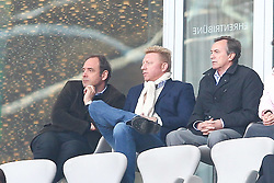 17.04.2011, Allianz Arena, Muenchen, GER, 1.FBL, FC Bayern Muenchen vs Bayer 04 Leverkusen, im Bild  Boris Becker, EXPA Pictures © 2011, PhotoCredit: EXPA/ nph/  Straubmeier       ****** out of GER / SWE / CRO  / BEL ******
