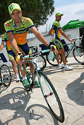 during 2nd Stage (189,6 km) at 18th Tour de Slovenie 2011, on June 17, 2011, in Koper, Slovenia. (Photo by Urban Urbanc / Sportida)
