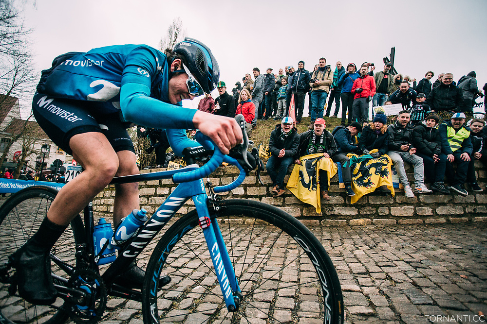 15th Ronde van Vlaanderen / Tour des Flandres 2018 WE (1.WWT)<br /> Oudenaarde - Oudenaarde (BEL): 153.3km<br /> <br /> Photo: Eloise Mavian / Tornanti.cc