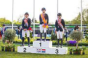 Podium Junioren<br /> CH Mierlo 2019<br /> © DigiShots