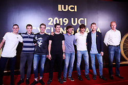 Ineos at UCI Cycling Gala 2019 in Guilin, China on October 22, 2019. Photo by Sean Robinson/velofocus.com