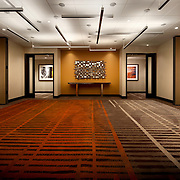 Photographs of Howard S. Wright Construction Remodel of the Grand Hyatt in San Francisco, CA