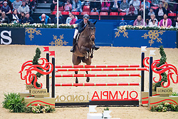 Condon Anthony, IRL, Fiona van het Lemmenshof<br />  The Shelley Ashman International Ltd, EM Rogers (Transport) Ltd Father Christmas Stakes<br /> Olympia Horse Show -London 2016<br /> © Hippo Foto - Jon Stroud<br /> 17/12/16