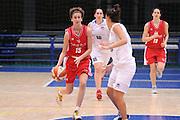 DESCRIZIONE : Latina Basket Campionato Italiano Femminile serie B 2011-2012<br /> GIOCATORE : Elisa Penna<br /> SQUADRA : College Italia<br /> EVENTO : College Italia 2011-2012<br /> GARA : Cestistica Latina College Italia <br /> DATA : 09/12/2011<br /> CATEGORIA : palleggio<br /> SPORT : Pallacanestro <br /> AUTORE : Agenzia Ciamillo-Castoria/GiulioCiamillo<br /> Galleria : Fip Nazionali 2011<br /> Fotonotizia :  Latina Basket Campionato<br /> Italiano Femminile serie B 2011-2012<br /> Predefinita :