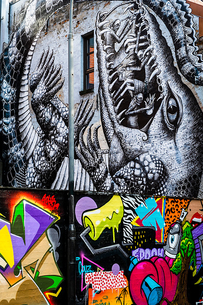 Street art in Oslo, Norway, Europe Europa ©Carlos Sánchez Pereyra / PILAR REVILLA