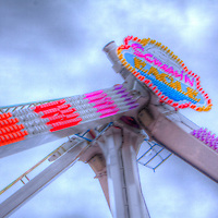 Screaming Eagle, carnival ride