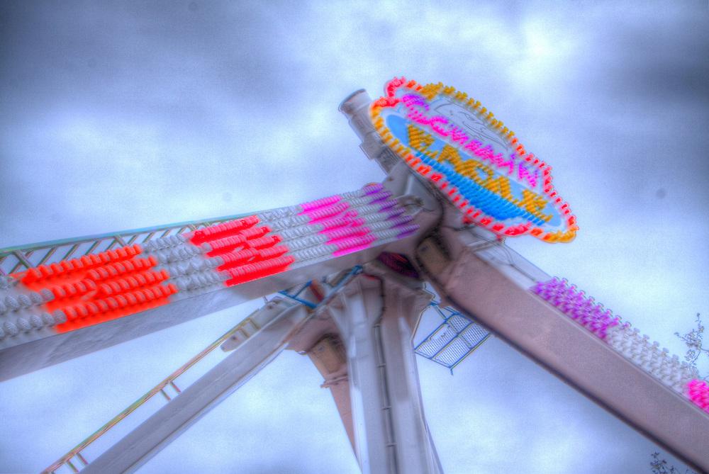 Screaming Eagle, carnival ride