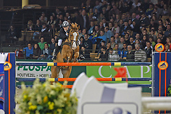 Motmans Jan, (BEL), Quick Chin vd Essendam<br /> CSI Hasselt 2008<br /> © Dirk Caremans
