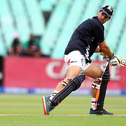 Durban South Africa -  December 15, DR Alan Kourie during Hollywood Bets Showdown At The Coast - Sunfoil Dolphins vs CellC Sharks Match at the Kingsmead.Sahara Stadium Kingsmead (Photo by Steve Haag)images for social media must have consent from Steve Haag