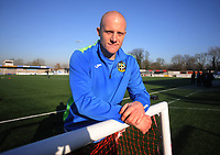 Football - 2016 / 2017 FA Cup - Sutton United training pre Third Round<br /> <br /> Nicky Bailey of Sutton returns after 15 years away from his first spell at Gander Green Lane.<br /> In the 15 year spell he has played for Charlton , Middlesbrough and Millwall<br /> <br /> COLORSPORT/ANDREW COWIE