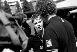Torvar Mirsky, Mirsky Racing Team. St Moritz Match Race 2010. World Match Racing Tour. St Moritz, Switzerland. 2nd September 2010. Photo: Ian Roman/WMRT.