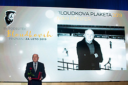 Ivan Pfeifer at 55th Annual Awards of Stanko Bloudek for sports achievements in Slovenia in year 2018 on February 4, 2020 in Brdo Congress Center, Kranj , Slovenia. Photo by Grega Valancic / Sportida