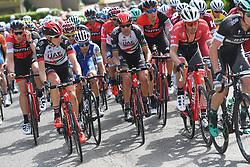 June 17, 2017 - Schaffhausen, Suisse - SCHAFFHAUSSEN, SWISS - JUNE 17 : RUI Costa (POR) Rider of UAD Abu Dhabi during stage 8 of the Tour de Suisse cycling race, a stage of 100 kms between Schaffhaussen and Schaffhaussen on June 17, 2017 in Schaffhaussen, Swiss, 17/06/2017 (Credit Image: © Panoramic via ZUMA Press)