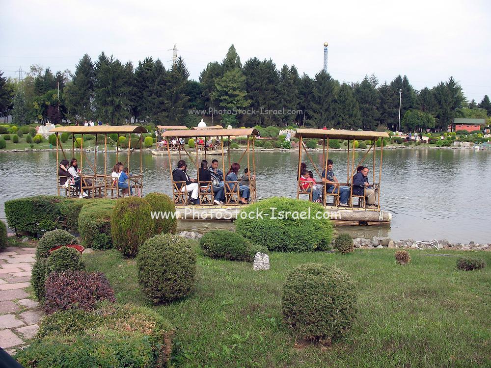 Italy, capriate, Minitalia Theme and amusement park