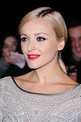 Fearne Cotton at the National Television Awards held in London on Wednesday, 25th January 2012. Photo by: i-Images