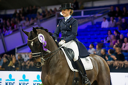 Barbancon Mestre Morgan, ESP, Sir Donnerhall II Old<br /> Jumping Mechelen 2019<br /> © Hippo Foto - Sharon Vandeput<br /> 29/12/19