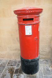 Red postboxes, Valetta, Malta, July 2018