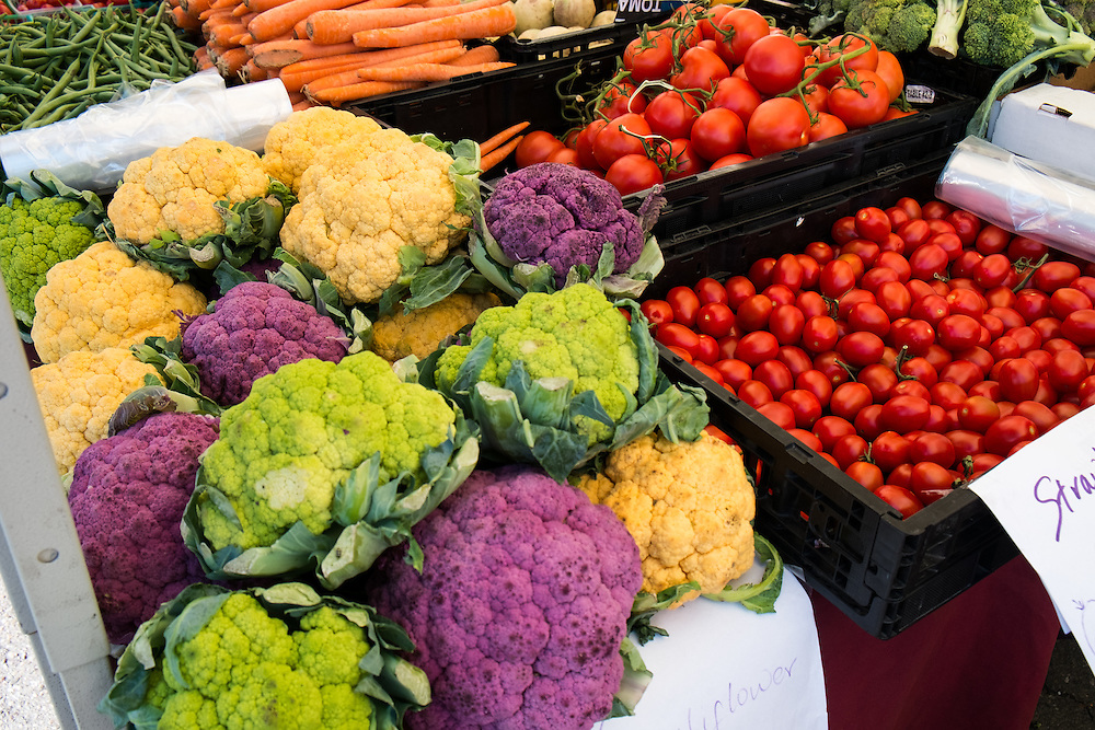 Vegetables at the Farmers Market | June 30, 2013