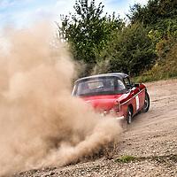 Car 33 Colin Pattinson/Gareth Pattinson