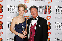 Alison Balsom and Fran Nevrkla (CEO PPL)