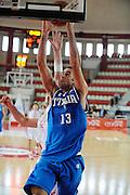 DESCRIZIONE : Teramo Giochi del Mediterraneo 2009 Mediterranean Games Italia Italy Montenegro Preliminary Men<br /> GIOCATORE : Luigi Datome<br /> SQUADRA : Italia Italy<br /> EVENTO : Teramo Giochi del Mediterraneo 2009<br /> GARA : Italia Italy Montenegro<br /> DATA : 29/06/2009<br /> CATEGORIA : Tiro<br /> SPORT : Pallacanestro<br /> AUTORE : Agenzia Ciamillo-Castoria/G.Ciamillo<br /> Galleria : Giochi del Mediterraneo 2009<br /> Fotonotizia : Teramo Giochi del Mediterraneo 2009 Mediterranean Games Italia Italy Montenegro Preliminary Men<br /> Predefinita :