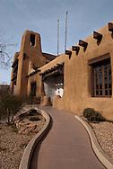 New Mexico Museum of Art, .Santa Fe, New Mexico