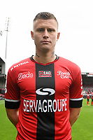 Franck Tabanou during photocall of En Avant Guingamp for new season 2017/2018 on September 7, 2017 in Guingamp, France. (Photo by Philippe Le Brech/Icon Sport)