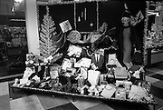 11/11/1964<br /> 11 November 1964<br /> <br /> View of the display for Bayers Christian on Earl St.